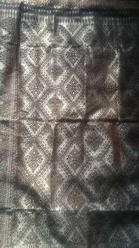 songket asli kain ulos kuno sumatera jadul