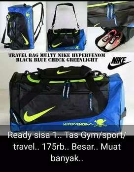 Tas Sport / Gym / Fitness / Bisa jg unt traveling atau mudik. Besaarr.