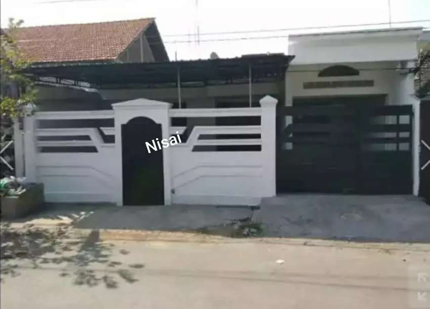 Rumah 1.3M RAYA CANDI LONTAR, Surabaya Barat. 0