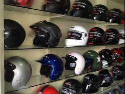 HELMET SHOWROOM