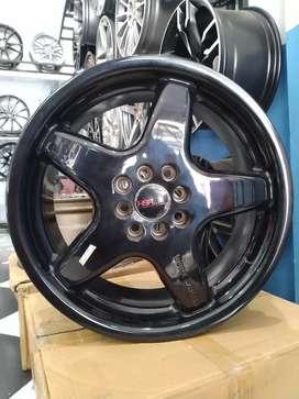 Velg mobil Ring17 buat Mobilio Avanza Livina bisa Cicilan Home Kredit
