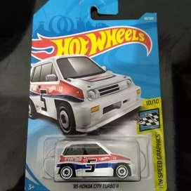 Hot Wheels Honda City Turbo