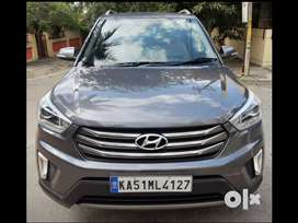 Hyundai Creta 2019 Diesel 15000 Km Driven