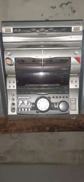 sony music system DJ BASS SOUND