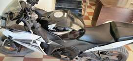 Honda CBR 150R. Limited edition Black and White model