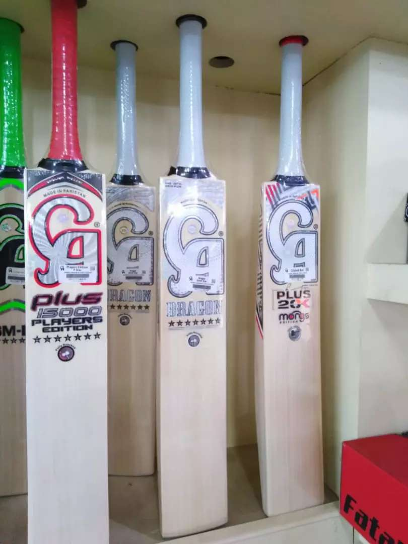 Hard ball Mrf CA ceat customised bats available at your order choice 0