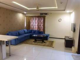 Hight one fully furnished apartment for sale in bahria town rawalpindi