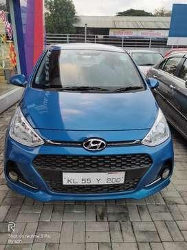 Hyundai Grand I10 i10 Magna 1.0 Kappa VTVT LPG, 2018, Petrol