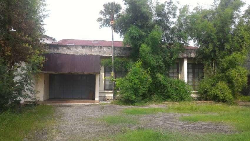 Gudang dgn Tanah 2.453 m2, Akses Kontiner, Solo Baru, Sukoharjo 0