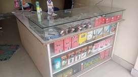 Counter tebal for shop