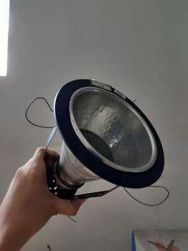 SALE Downlight / mangkok lampu tanam untuk di plafon