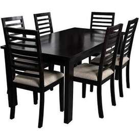 Pure Shesham wood Dining set For 6 person at discount price