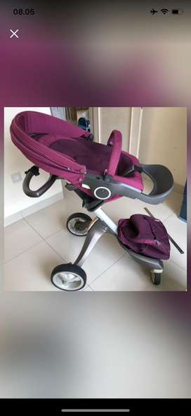 Stroller merk stokke ORI lengkap