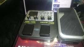 Fx digital nux mg 100