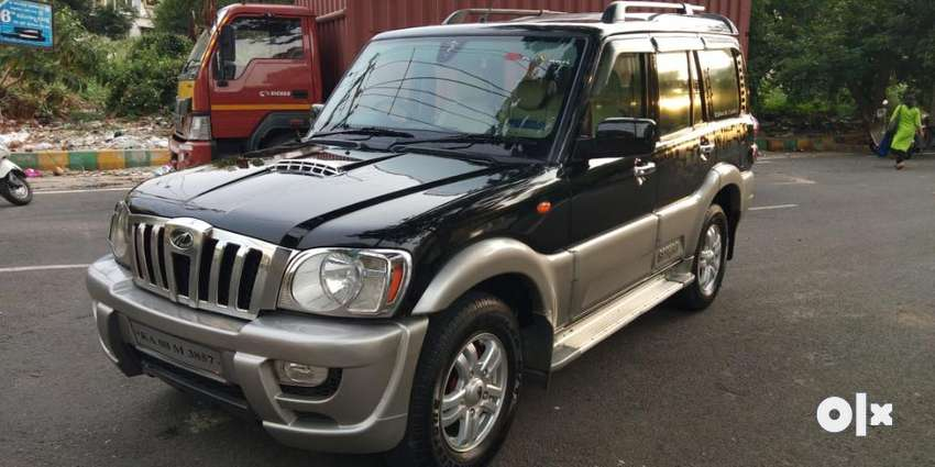 Mahindra Scorpio VLX 2WD Airbag Special Edition BS-IV, 2014, Diesel 0