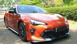 New model toyota FT86 AT TRD facelift 2017 warna spesial BRZ