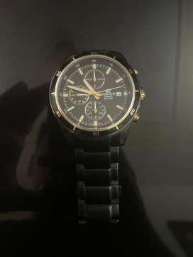 Casio Edifice Chronograph EX208 Watch