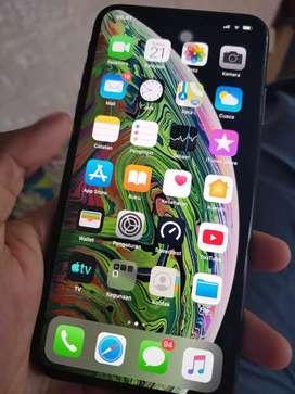 IPHONE XS MAX MULUS, LENGKAP , DIJAMIN 99%