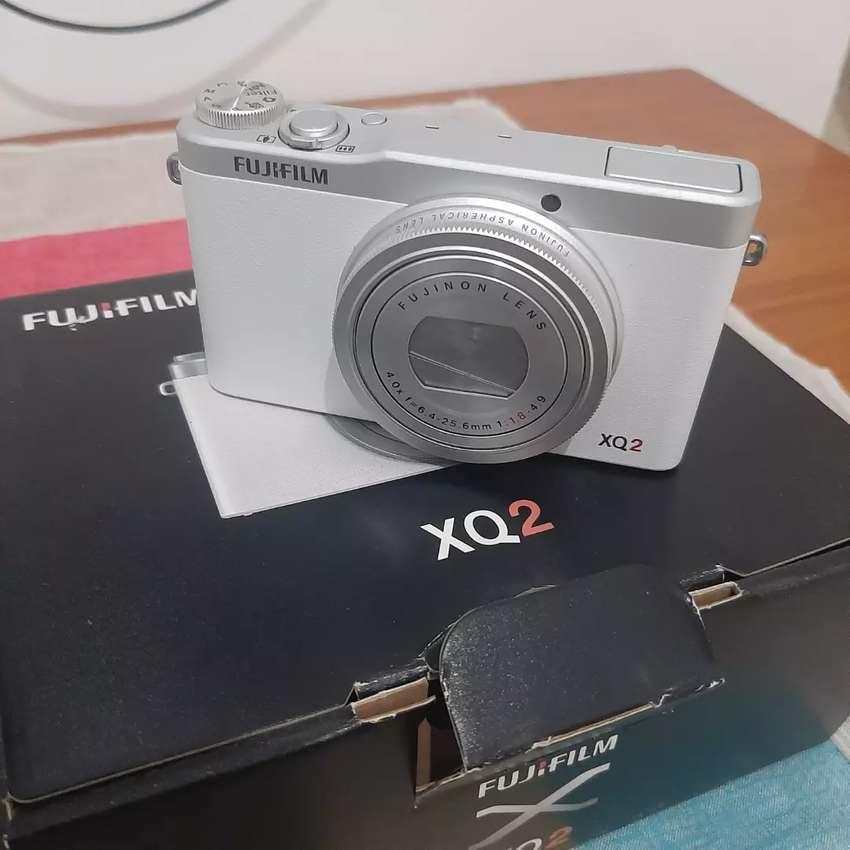 fujifilm xq2 silver 0