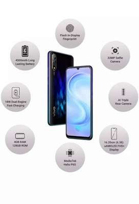 Vivo s1   128gb 1month old