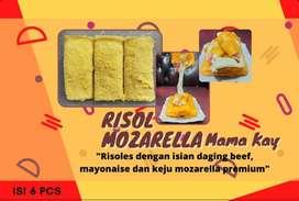 Risol Mozzarella isi 6 pcs