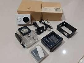 Xiaomi Yi White Camera action cam