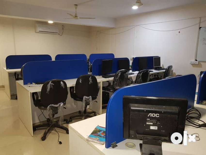 Best For IT and BPO. Fully furnished office with 0