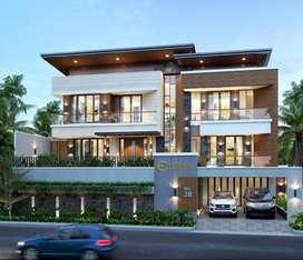 Jasa Arsitek Manado Desain Rumah 555m2 - Emporio Architect