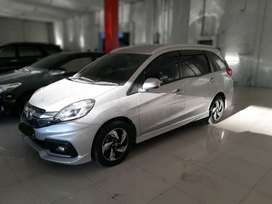 Honda Mobilio RS AT 2014 Silver