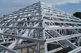 Pusat pasang atap baja ringan terbai