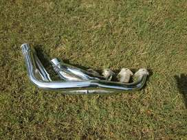 4AGE BT INTAKE MANIFOLDS STAINLESS STEEL