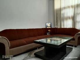 9 sitter L shape sofa