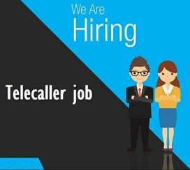 Job as a telecaller