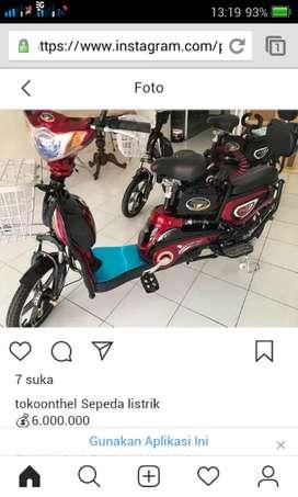Sepeda listrik yuma