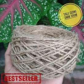 Bahan gift and craft tali goni