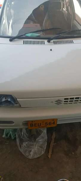 Mehran vx car in new condition A.c install from company tax clear