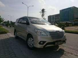 Innova G luxury 2013 MT