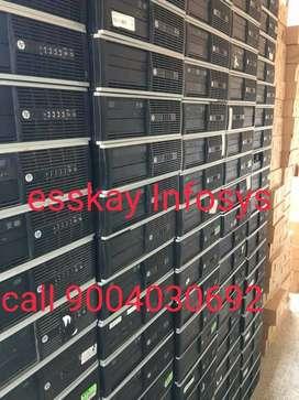 HP/Dell Desktop i3 2nd/4gb/500gb/DVD@6000