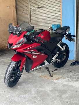 Yamaha R15 V3 mulus pajak panjang siap gas