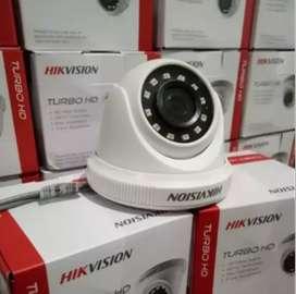 Hikvision turbo hd camera 2mp 1080p komplit & murah