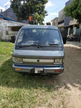 suzuki carry extra minibus Adiputro mobil terawat mulus