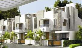 2 BHK villa with easy EMI Rs 9500 at bagodara