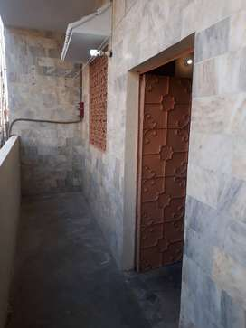 3 Rooms Portion on 2nd Floor With False Ceiling
