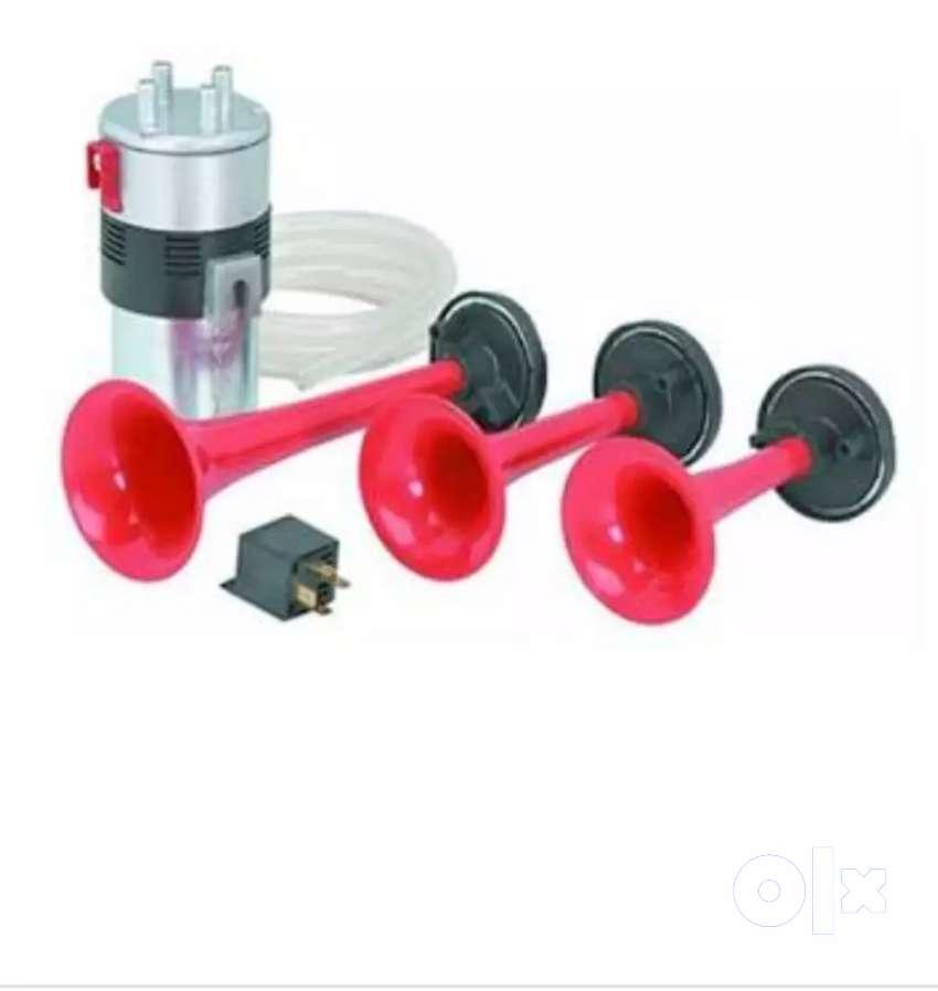 Bike pressure horn 0