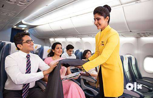 All India Hiring For cabin Crew 0