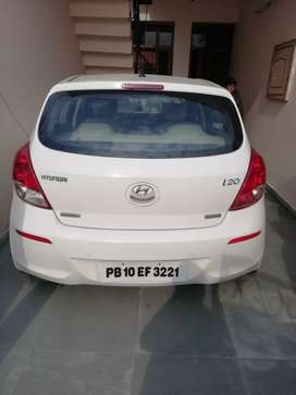 I20 Magna Model  2012 full insured till Aug 20