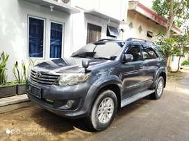 Fortuner G Luxury