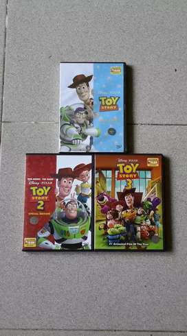 Dvd Toy Story Trilogy.