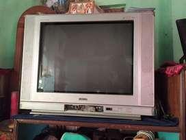 Onida tv 21 inch. Philips Mother board.