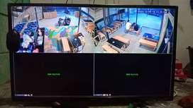 JAMIN AMAN DENGAN CCTV 2 CHANNEL